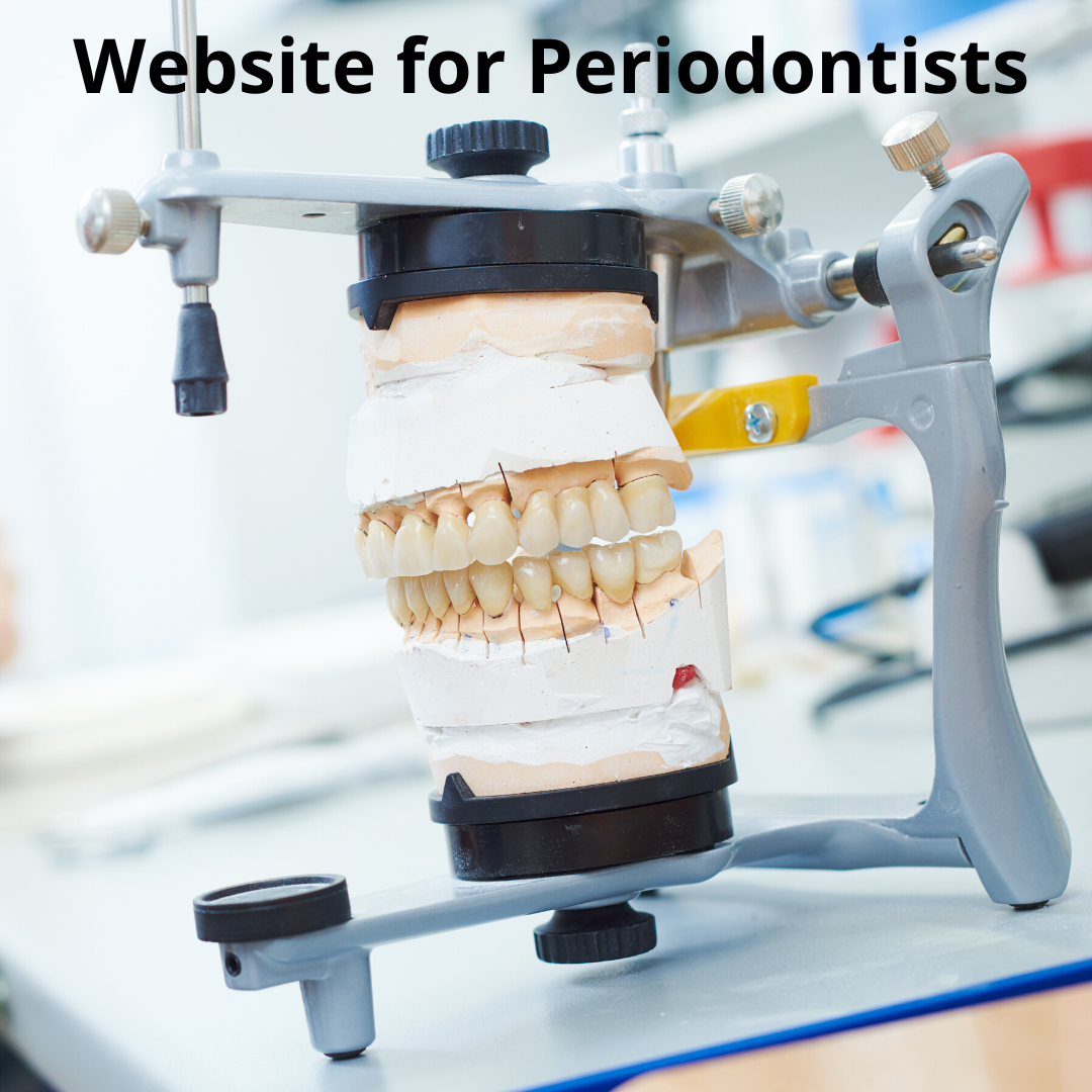 Website for Prosthodontist